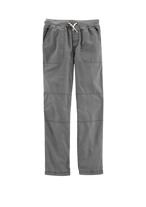 Carter's® Boys 4-7 Easy Pull-On Canvas Pants