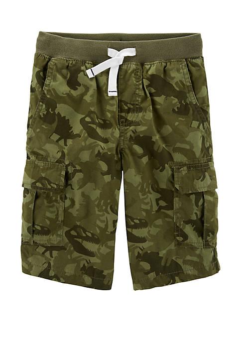 Boys 4-7 Pull-On Cargo Shorts