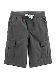 Carter's® Boys 4-7 Pull-On Cargo Shorts