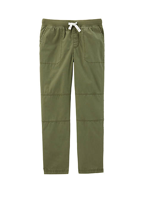 Carter's® Boys 4-8 Everyday Pull On Pants