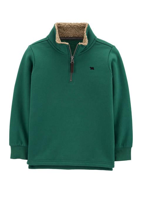 Carter's® Boys 4-7 Half Zip Pullover Sweater