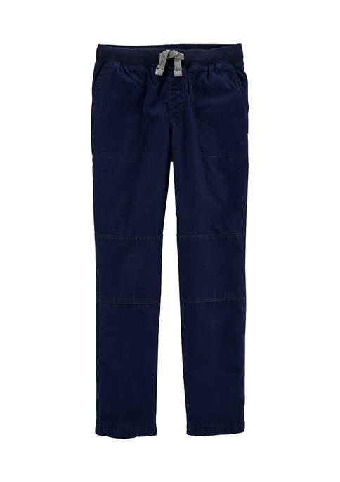 Carter's® Boys 4-7 Pull-On Reinforced Knee Pants