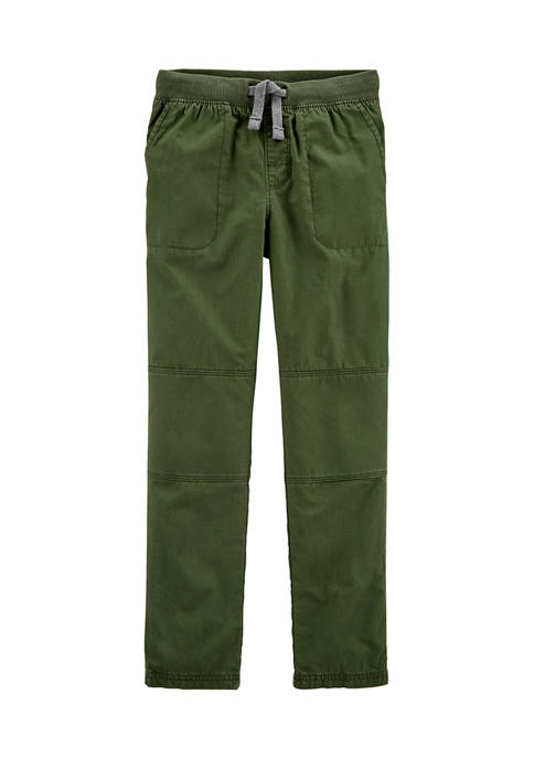 Carter's® Boys 4-7 Pull On Reinforced Knee Pants