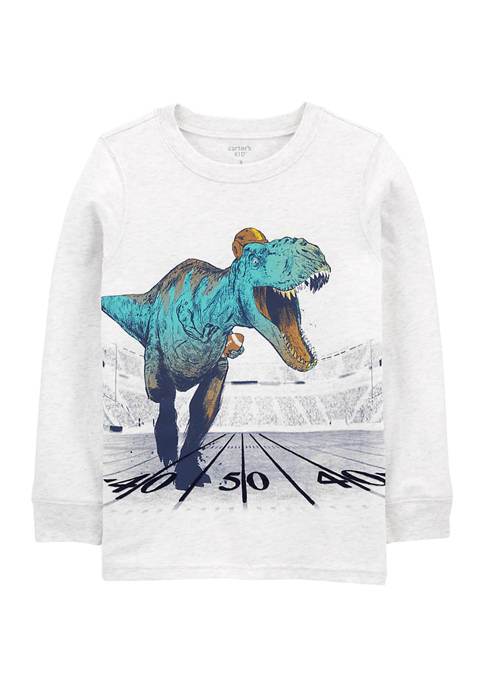 Carter's® Boys 4-7 Dinosaur Jersey Graphic Tee