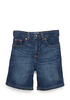 J. Khaki® Flat-Front Stretch Short Boys 4-7
