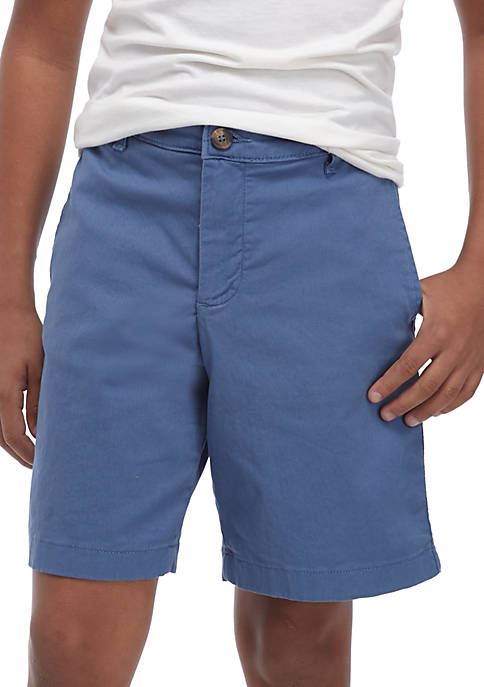 Crown & Ivy™ Flex Waist Preppy Flat Front