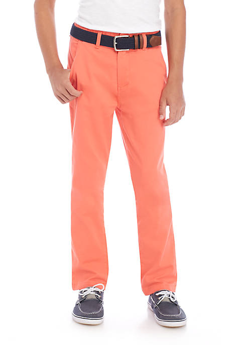 Crown & Ivy™ Boys 8-20 Motion Flex Stretch