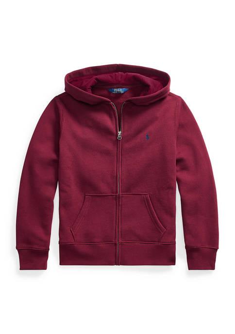 Ralph Lauren Childrenswear Boys 8-20 Cotton Blend Fleece
