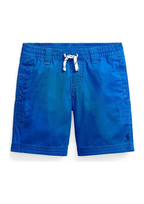 Boys 8-20 Cotton Twill Short