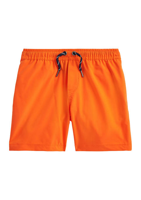 Ralph Lauren Childrenswear Boys 4-7 Water Resistant Pull