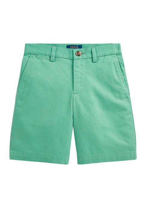 Ralph Lauren Childrenswear Boys 4-7 Straight Fit Stretch
