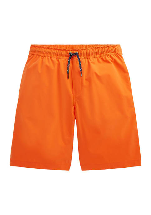 Boys 8-20 Water Resistant Pull On Shorts