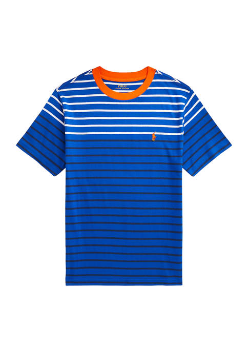 Boys 8-20 Striped Cotton Jersey T-Shirt