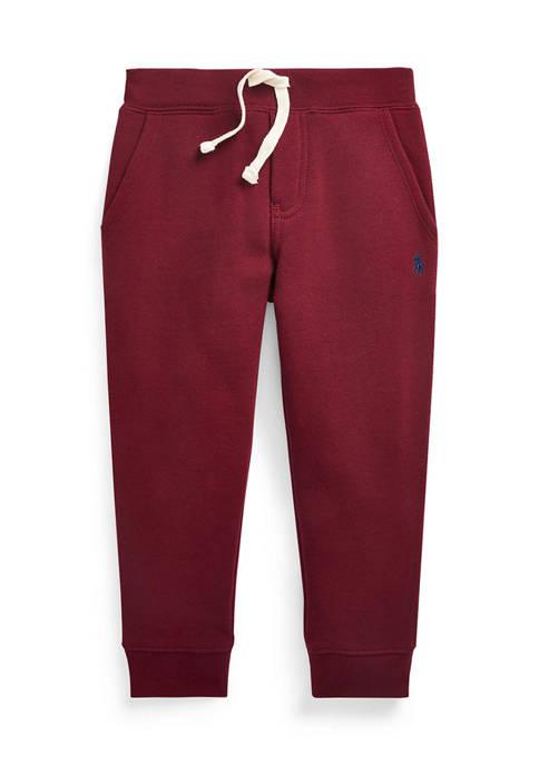 Ralph Lauren Childrenswear Boys 4-7 Cotton Blend Fleece
