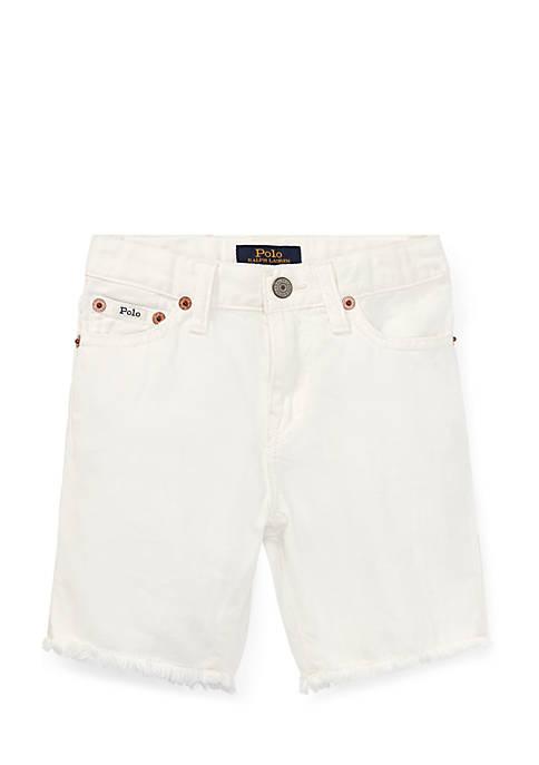 Ralph Lauren Childrenswear Boys 4-7 Slouch Slim Fit