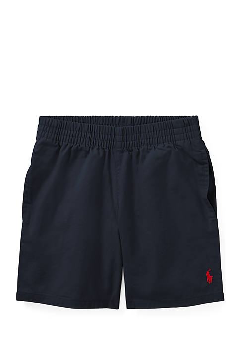 Ralph Lauren Childrenswear Boys 4-7 Cotton Chino Pull-On