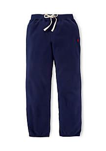 Fleece Pants Boys 4-7