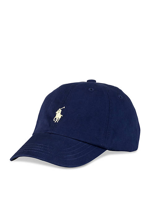 Ralph Lauren Childrenswear Classic Sport Cap Boys 4-7