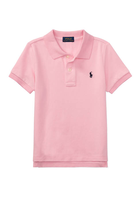 Ralph Lauren Childrenswear Cotton Mesh Polo Shirt