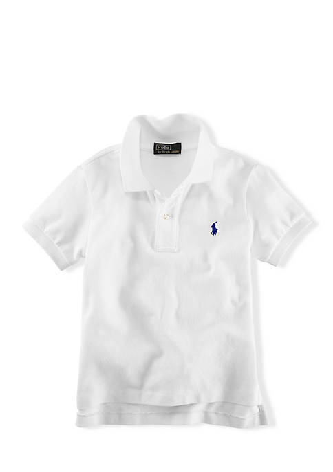 Boys 4-7 Essential Knit Polo