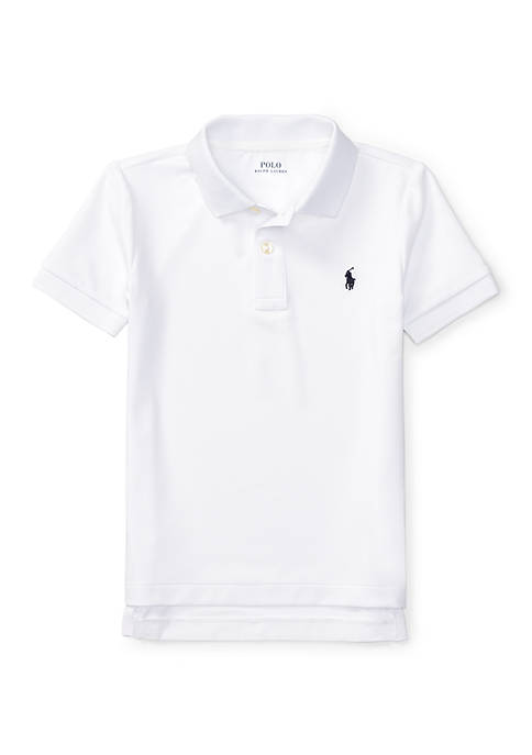 Boys 4-7 Performance Jersey Polo Shirt
