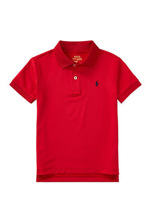 Boys 4-7 Performance Jersey Polo Shirt