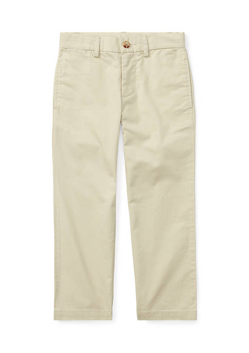 Slim Fit Cotton Chino Boys 4-7