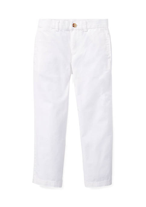 Boys 4-7 Slim Fit Cotton Chino