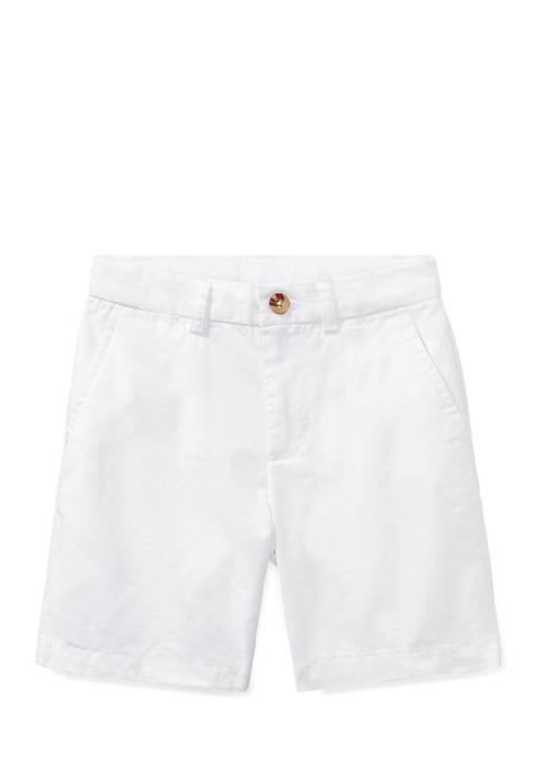 Ralph Lauren Childrenswear Boys 4-7 Cotton Chino Shorts