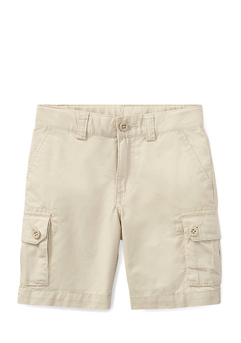 Ralph Lauren Childrenswear Boys 4-7 Cotton Chino Cargo