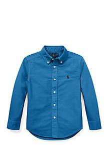 Boys 4-7 Cotton Oxford Shirt