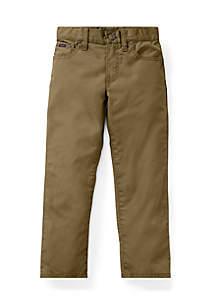 Boys 4-7 Varick Slim Fit Cotton Pant