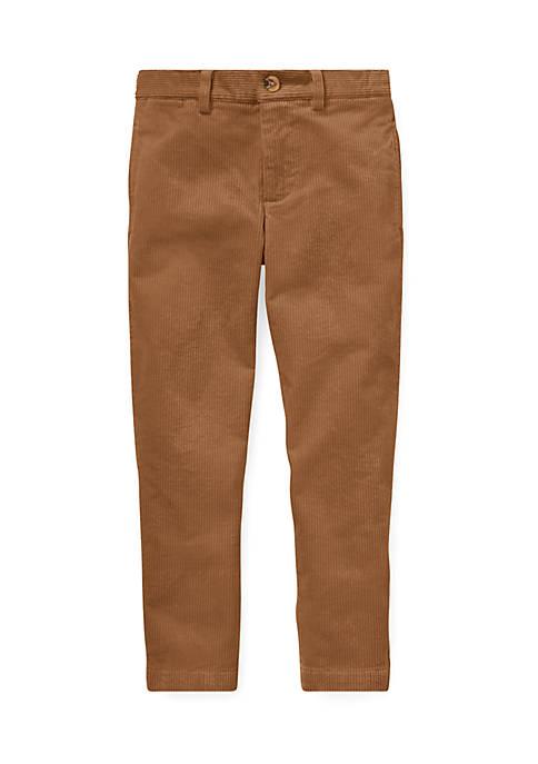 Ralph Lauren Childrenswear Boys 4-7 Slim Fit Stretch