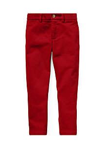 Boys 4-7 Slim Fit Stretch Corduroy Pant