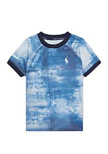 Boys 4-7 Soft-Touch Crew Neck T-Shirt
