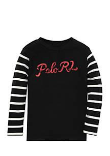Boys 4-7 Cotton Jersey Graphic T-Shirt