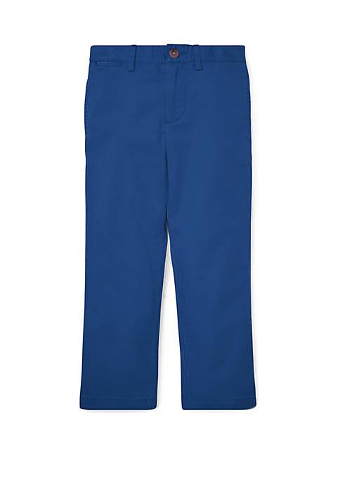 Ralph Lauren Childrenswear Boys 4-7 Cotton Twill Chino