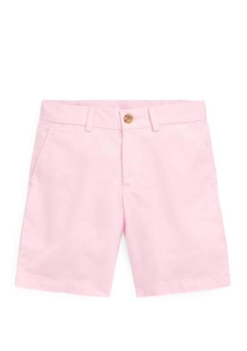 Ralph Lauren Childrenswear Boys 4-7 Cotton Chino Short
