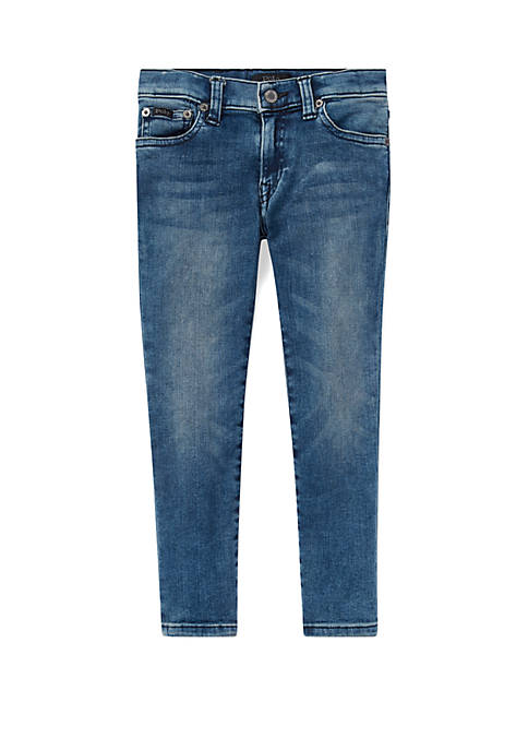 Ralph Lauren Childrenswear Boys 4-7 Eldridge Skinny Stretch