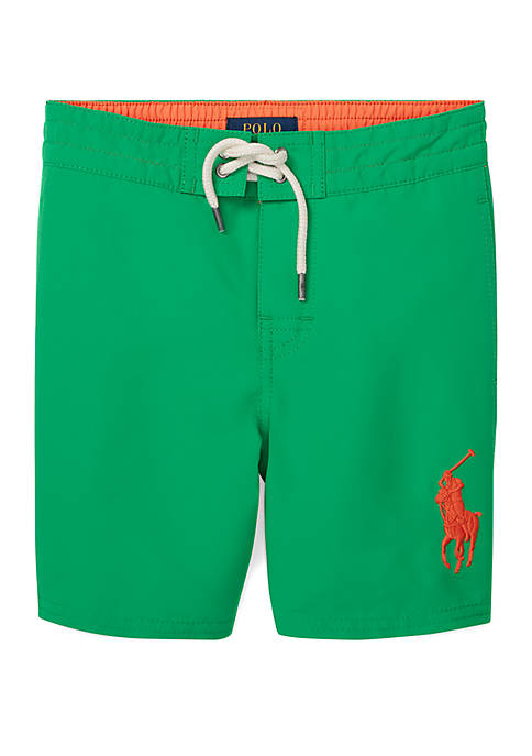 Ralph Lauren Childrenswear Boys 4-7 Sanibel Big Pony
