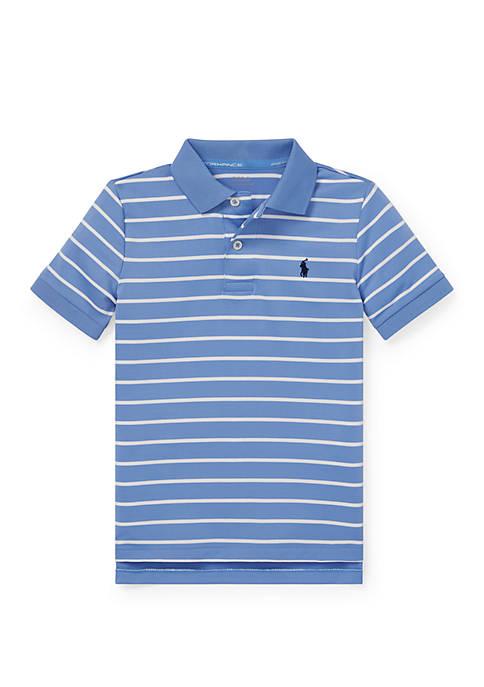 Ralph Lauren Childrenswear Boys 4-7 Performance Lisle Polo