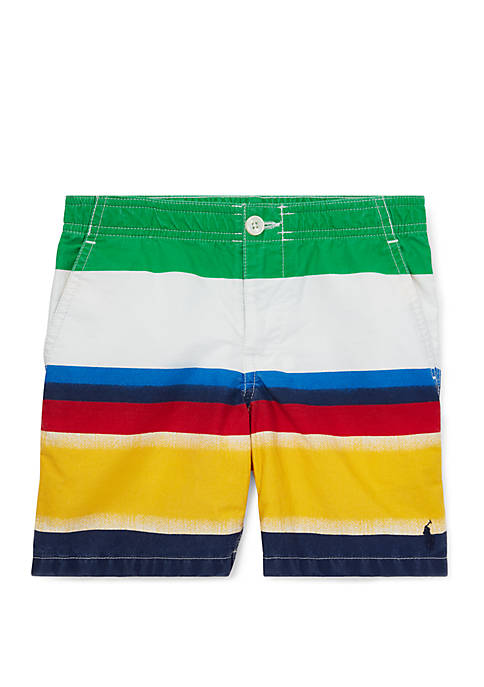 Boys 4-7 Straight Fit Polo Prepster Shorts