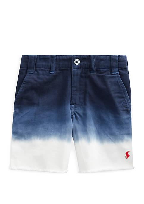 Ralph Lauren Childrenswear Boys 4-7 Straight Fit Ombré