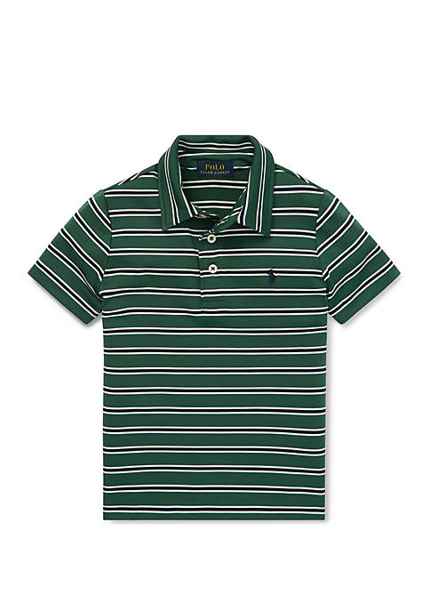 Boys 4-7 Performance Lisle Polo Shirt