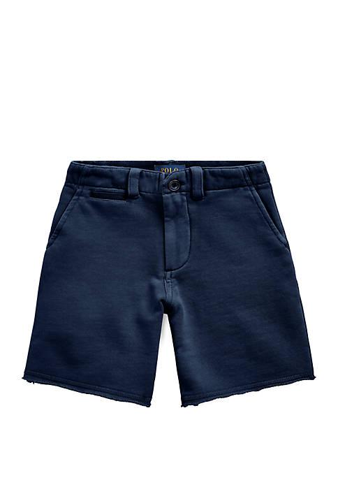 Ralph Lauren Childrenswear Boys 4-7 Cotton French Terry