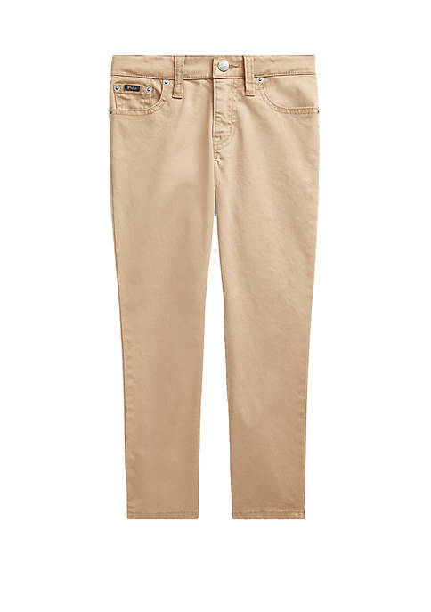 Boys 4-7 Varick Skinny Fit Stretch Twill Pant