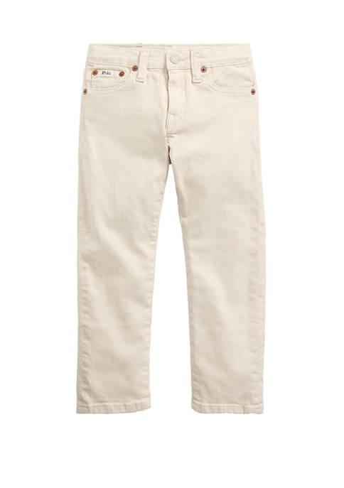 Ralph Lauren Childrenswear Boys 4-7 Sullivan Slim Stretch