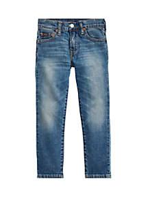 Ralph Lauren Childrenswear Boys 4-7 Sullivan Slim Stretch Jeans