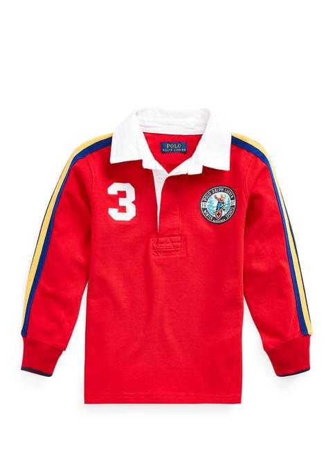 Ralph Lauren Childrenswear Boys 4-7 Jersey Long Sleeve