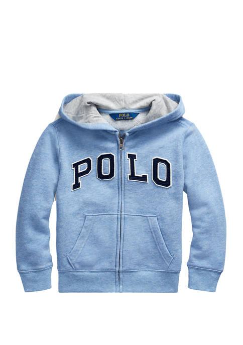 Ralph Lauren Childrenswear Boys 4-7 Logo Cotton-Blend-Terry